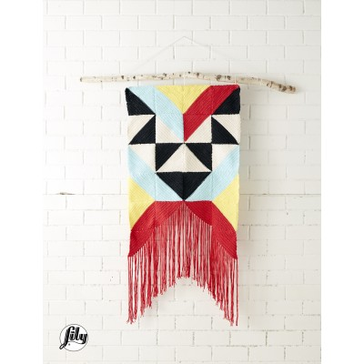 Geometric Wall Hanging