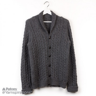 Hey Handsome Knit Cardigan