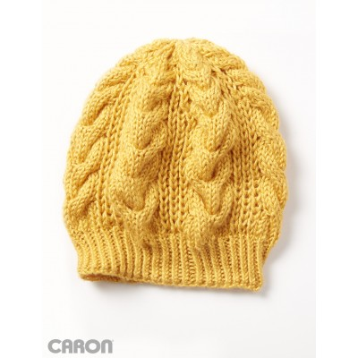 Shaker Cable Hat