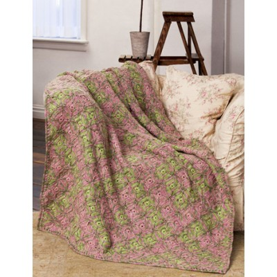 Garden Walk Throw