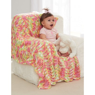 Baby Waves Blanket