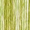 Contrast A - Lily Sugar 'n Cream Stripes - Lime Stripes