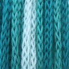 Contrast A - Bargello - Teal