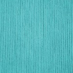 Turquoise Terry Cloth