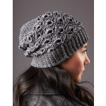 Silver Screen Hat and Scarf
