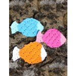 Tropical Fish Dishcloth