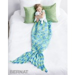 My Mermaid Crochet Snuggle Sack