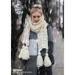 Make It Big Knit Super Scarf