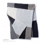 Essential Stripes Knit Blanket