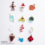 Countdown To Christmas Crochet Advent Calendar