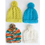 Chill Chaser Set (Hat, Mittens, Cowl)