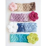 Cozy Posy - Headband