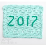 2017 Crochet Dishcloth