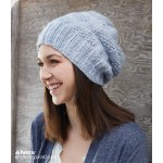 Polka Dot Knit Hat