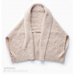 Knit Envelope Cardigan