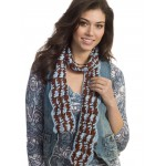 Earth & Sky Scarf