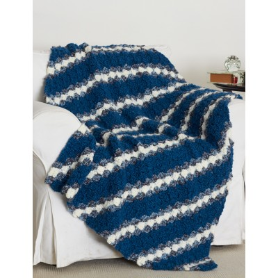 Free Easy Afghan Amp Blanket Crochet Patterns Yarnspirations